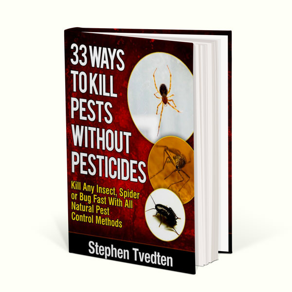 33 ways to kill pests without pesticides by stephen tvedten
