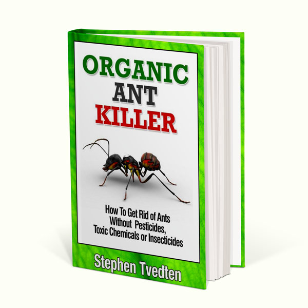 organic ant killer book by stephen tvedten