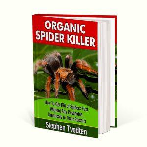 Organic Spider Control