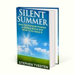 silent summer book by stephen tvedten